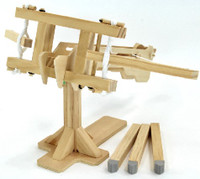 Ancient Roman Ballista Wooden Kit Pathfinders