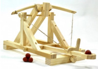 Ancient Roman Catapult Wooden Kit Pathfinders