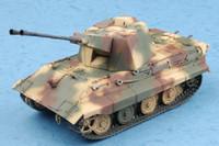 German E50 Flakpanzer Tank 1/72 Trumpeter