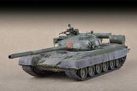 Russian T80B Main Battle Tank 1/72 Trumpeter