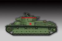 Soviet T28 Medium Tank w/Welded Turret 1/72 Trumpeter