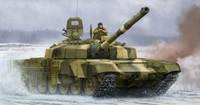 Russian T72B2 (Rogataka) Main Battle Tank 1/35 Trumpeter