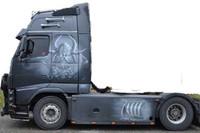 Volvo FH16 Viking Tractor Cab 1/24 Italeri