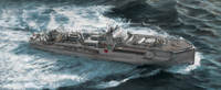 WWII German Schnellboot S38 Torpedo Boat w/4.0cm Flak 28 (Bofors) 1/35 Italeri