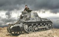 SdKfz 265 Kleine Panzerbefehlswagen Tank 1/72 Italeri