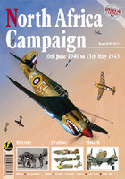Airframe Extra 9: North Africa Campaign June 10, 1940 to May 13, 1943 Valiant Wings Books