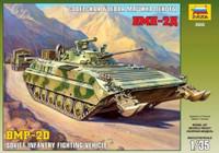Soviet BMP-2D Infantry Fighting Vehicle 1/35 Zvezda