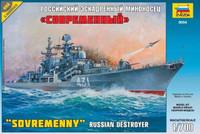 Russian Sovremeny Destroyer 1/700 Zvezda