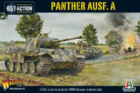 Bolt Action: WWII Panther Ausf A German Medium Tank (Plastic) 28mm Warlord Games