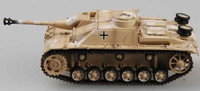 StuG III Ausf G Tank Russia Winter 1944 (Built-Up Plastic) 1/72 Easy Models