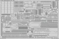USS Saratoga CV-3 Pt.1 for TSM 1/350 Eduard