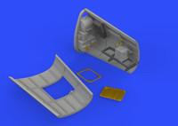 Bf 109G-6 Radio Compartment for TAM 1/48 Eduard