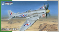 WWII Hawker Tempest Mk VI Fighter 1/32 Special Hobby