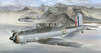 Blackburn Skua Mk II Fighter Norwegian Campaign 1/48 Special Hobby