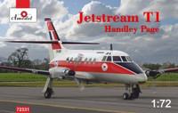 Jetstream T1 Handley Page Passenger Aircraft 1/72 A-Model