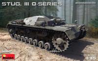 StuG III O-Series Tank 1/35 Miniart