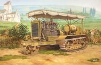 Holt 75 Artillery Tractor 1/35 Roden