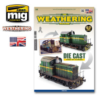 The Weathering Magazine Issue 23: Diecast AMMO of Mig Jimenez
