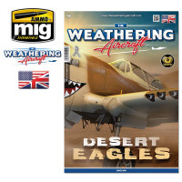 The Weathering Aircraft Magazine Issue 9: Desert Eagles AMMO of Mig Jimenez