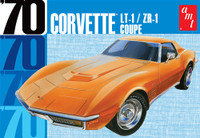 1970 Chevy Corvette LT1/ZR1 Coupe 1/25 AMT Models