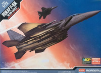 F-15K Slam Eagle ROK Air Force Multi-Role Fighter (Snap) 1/72 Academy