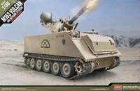 M163 Vulcan Air Defense System Tank 1/35 Academy