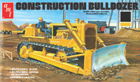 Construction Bulldozer 1/25 AMT