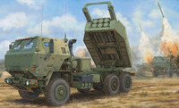 M142 High Mobility Artillery Rocket System (HIMARS) Vehicle 1/35 Trumpeter
