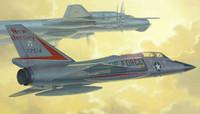 USAF F-106B Delta Dart Fighter 1/72 Trumpeter