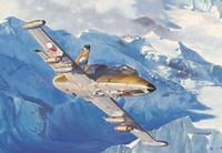 L39ZA Albatros Aircraft 1/48 Trumpeter