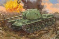 Russian KV-3 Heavy Tank 1/35 Trumpeter