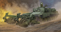 Russian BMR-3 Armored Mine Clearing Vehicle 1/35 Trumpeter