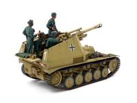 German Wespe Self-Propelled Howitzer Tank w/Crew Italian Front 1/35 Tamiya
