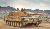 Leopard 2A4 Tank 1/35 Italeri