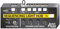 Just Plug: Sequencing Light Hub Woodland Scenics