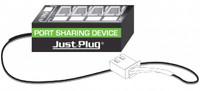 Just Plug: Port Sharing Device Woodland Scenics