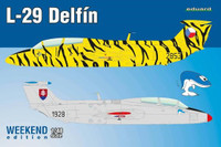L29 Delfin Aircraft (Weekend Edition) 1/48 Eduard