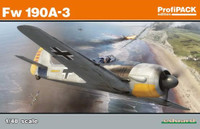 Fw 190A-3 Fighter (Profi-Pack Plastic Kit) 1/48 Eduard