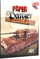 Paper Panzer: Prototypes & What if Tanks Book AK Interactive