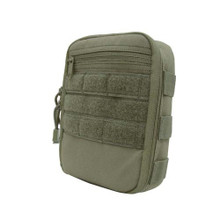 Condor MA64 MOLLE Tactical Side Kick Elastic Tool Utility Pouch- OD Green/ Black/ Tan/ Coyote Brown
