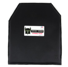 "AR500 Armor® Hybrid 10"" x 12"" Patented ASC IIIA Soft Body Armor Plate"