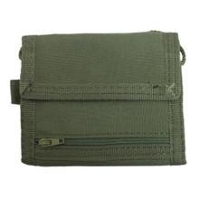 Condor 235 Vault Tri-Fold Wallet- OD Green/ Black/ Tan/ Coyote Brown