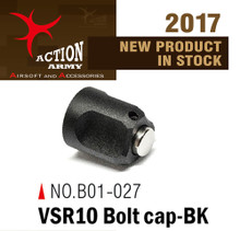 Action Army VSR10 Bolt Cap (Black)