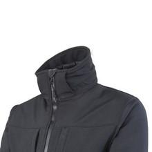 Condor 101058-002 PARKA Overcast Softshell Fleece lined Windproof Water Resistant- Black