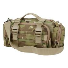 Condor 127-008 Deployment Bag MOLLE Shoulder Strap Carrying Handle – Multicam