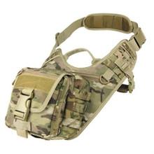 Condor 156-008 Tactical Molle EDC EveryDay Carry Military Shoulder Bag – Multicam