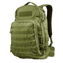 Condor 160 MOLLE Venture Pack Tactical Backpack- OD Green/ Black/ Tan