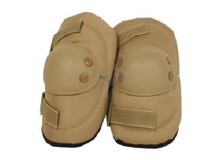 Condor EP1 Tactical Elbow Pad Protective Foam Non Slip Rubber Dual Strap- OD Green/ Black/ Tan