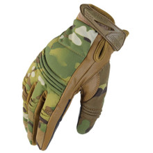Condor 15252-008 Tactician Tactile Touch Screen Shooting Gloves - Multicam
