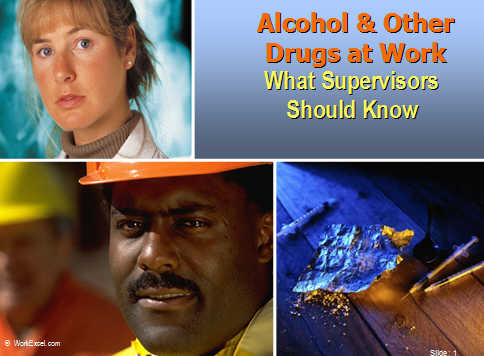 drug and alcohol education online for DOT Supervisors